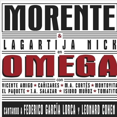 Omega (Ed. 20th Anniversary) Limited edition  (3 LP/Vinyl) - Enrique Morente