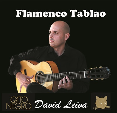 Flamenco Tablao Strings medium-high tension - Gato Negro model David Leiva