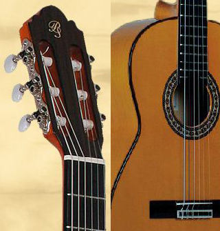 GUITARRA PRUDENCIO SAEZ Model 31 - GUITARRAS