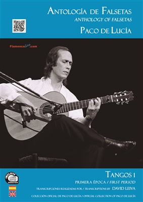 Anthology of Falsetas of Paco de Lucía - Tangos (First Period) - Paco de Lucia