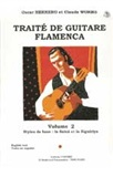 Flamenco Guitar Technique  VOL2 (Libro /CD ), Oscar Herrero y Claude Worms