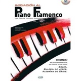 Iniciación al Piano Flamenco vol1  (Book/CD) - Carlos Torijano