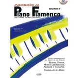 Iniciación al Piano Flamenco vol2  (Book/CD) - Carlos Torijano