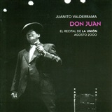 DON JUAN (CD) - JUANITO VALDERRAMA