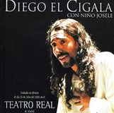 TEATRO REAL  (CD) - Diego Cigala