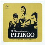El Flamenco es... Pitingo (CD) - Pitingo