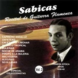 Recital de guitarra flamenca. Vol. 2  (CD) - Sabicas