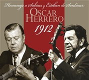 1912 - Tribute to Sabicas & Esteban de Sanlucar (CD) - Oscar Herrero