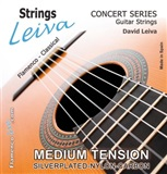 Medium Tension Strings - Leiva