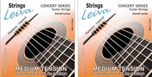 Saving Pack -Medium Tension string (2 sets) - David Leiva