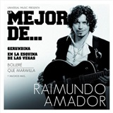 RAIMUNDO AMADOR – The best of... (CD)