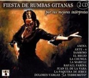 FIESTA DE RUMBAS GITANAS (2 CD'S) - Several Artist