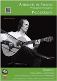 Anthology of Falsetas of Paco de Lucía - Tientos  (First Period) - Paco de Lucia