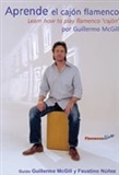 "Learn how to play the flamenco ""cajón"" (DVD / score booklet), Guillermo McGill"