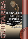 Science and Method in Guitar Technique (Book), Jorge Cardoso