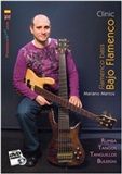 Flamenco  Bass Clinic (Book/DVD) - Mariano Martos