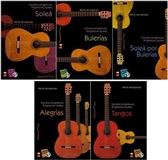 Progressive studies for Flamenco Guitar - Pack 5 (Book/DVD) - Mehdi Mohagheghi