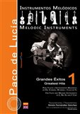 Greatest Paco de Lucía´s hits for Melodic Instruments  Vol.1 (Book) - Simón Fernández