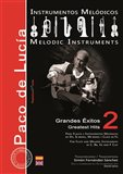 Greatest Paco de Lucía´s hits for Melodic Instruments  Vol.2 (Book) - Simón Fernández