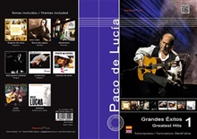 Greatest Hits - Vol 1 (Book) - Paco de Lucía
