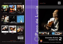 Greatest Hits - Vol 2 (Book) - Paco de Lucía