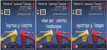 Flamenco Dancing Zapateado Method (Pack 3 DVD/Book) - Rosa de las Heras