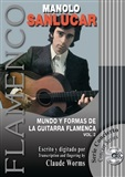 The world of Flamenco Guitar and its Forms Vol 2(Book+CD),  Manolo Sanlúcar