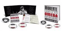 Omega (Ed. 20th Anniversary) Deluxe (Book, 2 CD, DVD) - Enrique Morente