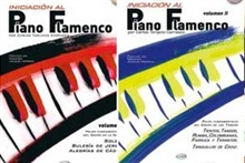 Pack Ahorro - Beginners to the Piano flamenco