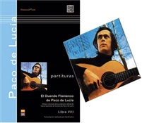 Saving Pack (Book+ CD)- El Duende Flamenco, Paco de Lucía