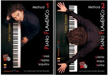 Saving Pack - Flamenco Piano Method (Book/DVD) - Carlos Torijano