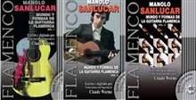 Saving Pack - The world of Flamenco Guitar and its Forms- Manolo Sanlúcar
