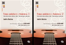 Saving Pack- Andalusian and Flamenco themes Vol 1& 2 (2Books/CD) - Andrés Batista