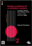 The Academic Treatise on Flamenco Guitar  Vol 2 (Book/CD) - Manuel Granados