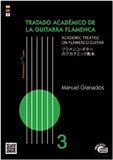 The Academic Treatise on Flamenco Guitar Vol. 3 (Book/CD) - Manuel Granados