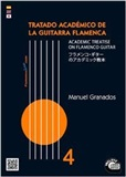 The Academic Treatise on Flamenco Guitar  Vol 4 (Book/CD) - Manuel Granados