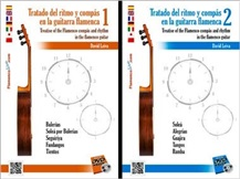 Treatise of the flamenco compás in the Flamenco Guitar  - Vol 1&2 - (DVD/Book) -David Leiva