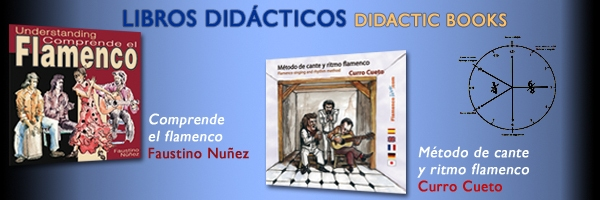 Didactic books - Flamenco theory