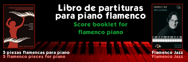 Piano flamenco