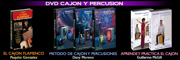 Cajón & Percussion